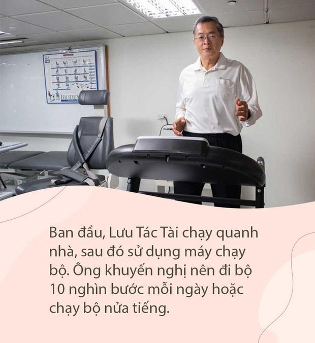 Bác sĩ Đài Loan giảm gần 30kg, đẩy lùi gan nhiễm mỡ nhanh chóng nhờ 3 bí kíp rất đáng học hỏi  - Ảnh 1.