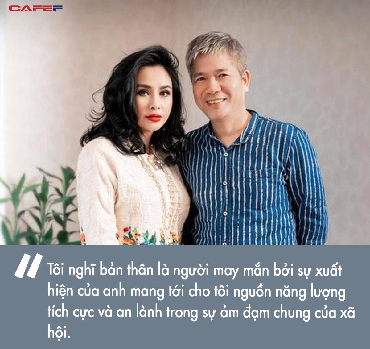 Diva Thanh Lam: Phật pháp giúp tôi bớt sân si, nóng giận và biết như nào là đủ - Ảnh 1.