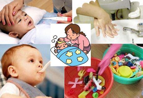 Bé 19 tháng tuổi tử vong nghi do tay chân miệng: Những biến chứng nghiêm trọng, cách nhận biết, điều trị bệnh cha mẹ cần nắm được - Ảnh 7.