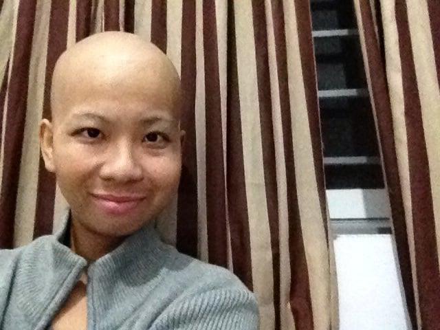 Nghị lực sống phi thường của cô gái chiến thắng ung thư: Câu chuyện ngoài đời thực đi vào từng trang sách lan truyền trái tim người đọc - Ảnh 2.