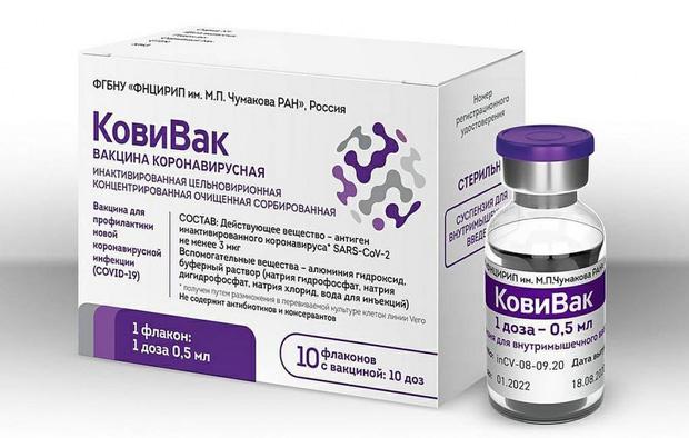 Nga đã chính thức sản xuất vaccine thứ 3 ngừa Covid-19 - Ảnh 1.
