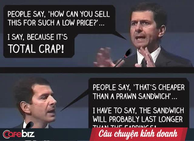 Trò đùa chết chóc: Cố kể một chuyện hài trước bàn dân thiên hạ, vị CEO khiến công ty mất 1 tỷ USD chỉ trong 10 giây  - Ảnh 3.