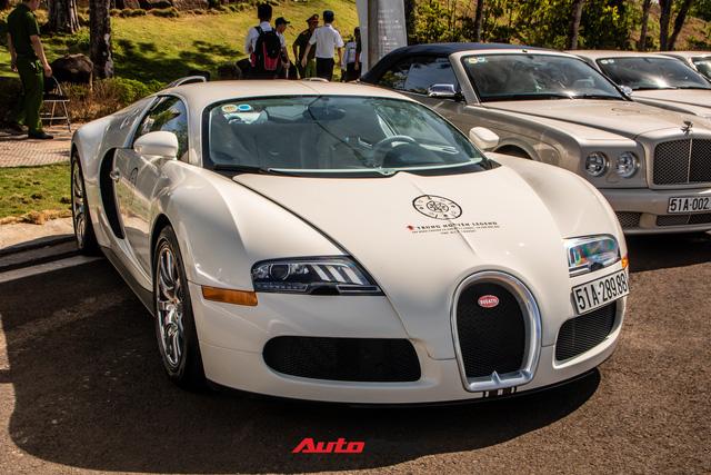 Ông Đặng Lê Nguyên Vũ mang Bugatti Veyron cùng dàn xe hơn trăm tỷ xuất hiện tại TP. Buôn Mê Thuột - Ảnh 5.