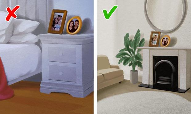 9 vật dụng cấm kỵ đặt trong phòng ngủ, vừa mang lại vận xui vừa khiến tinh thần bất an - Ảnh 3.