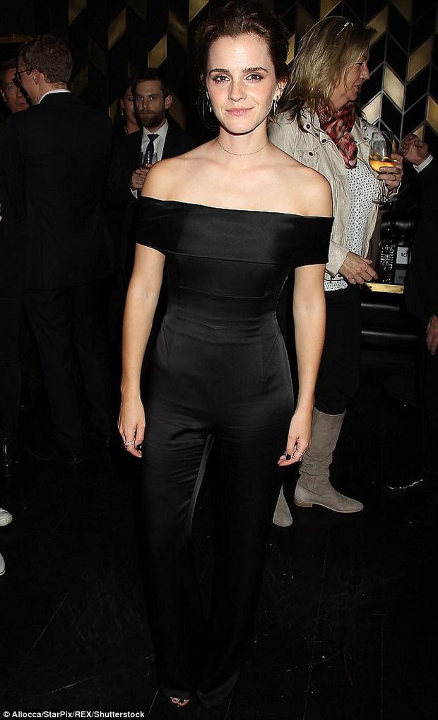 Emma Watson: Cô phù thủy Hermione thành sếp lớn của Gucci, sự nghiệp tỉ lệ nghịch với nhan sắc tuột dốc không phanh  - Ảnh 35.