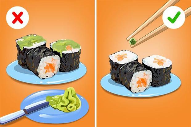 Nam đầu bếp chỉ ra 4 sai lầm cơ bản của người Việt khi ăn sushi, bạn có chắc mình đã thưởng thức món này đúng cách? - Ảnh 6.
