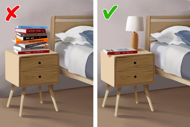 9 vật dụng cấm kỵ đặt trong phòng ngủ, vừa mang lại vận xui vừa khiến tinh thần bất an - Ảnh 6.