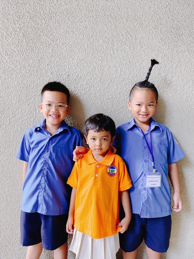 Loạt sao Việt giàu nhưng cho con học trường siêu rẻ: Con Xuân Bắc chưa tới 10 triệu/tháng, quý tử nhà Đăng Khôi còn bất ngờ hơn - Ảnh 9.