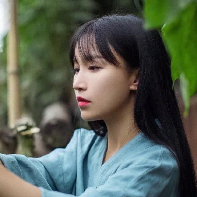 Tiên nữ đồng quê Lý Tử Thất sau 5 năm: Không sợ bị thay thế, không còn thức khuya để edit video như ngày xưa  - Ảnh 2.