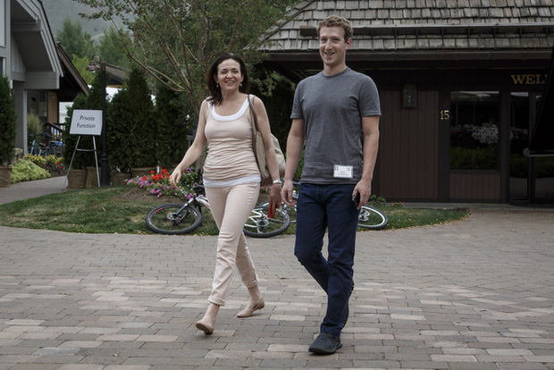 Nữ Giám đốc điều hành của mạng xã hội Facebook định nghĩa về tham vọng sự nghiệp và đích đến thành công: Thấm từng câu từng chữ! - Ảnh 1.