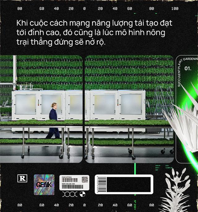 Sẽ thế nào khi rau được trồng trong nhà máy, bằng robot, AI và thế hệ nông dân 4.0? - Ảnh 18.