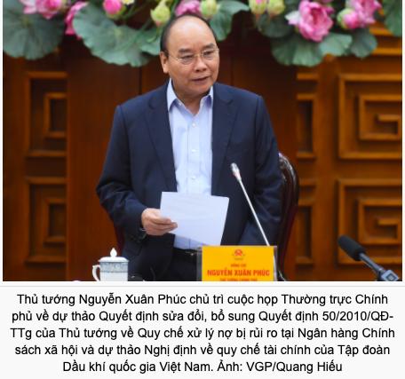 Thủ tướng nhất trí bổ sung một số nguyên nhân để xử lý nợ tại NHCSXH - Ảnh 1.
