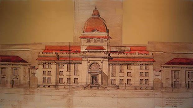 Hà Nội có 1 trường đại học danh giá: Muốn thi đỗ phải học cực trâu, kiến trúc thì đẹp thôi rồi, chẳng khác nào lâu đài cổ - Ảnh 2.