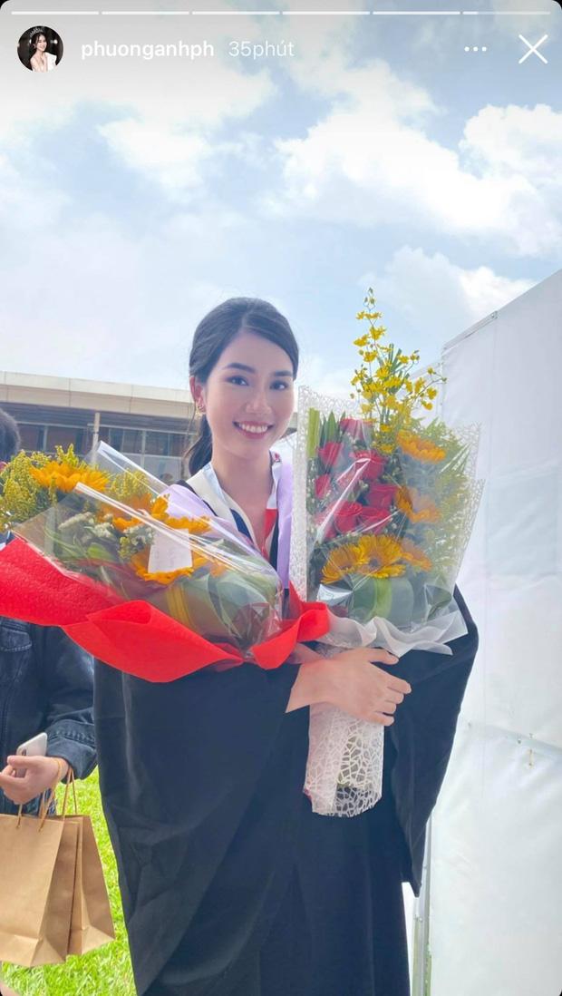 Á hậu Phương Anh tốt nghiệp thủ khoa ĐH RMIT: Thành tích khủng suốt thời đi học, 23 tuổi đã đi tới 21 quốc gia - Ảnh 1.