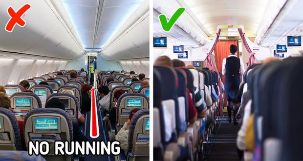 Những điều cực cấm kị đối với các tiếp viên hàng không trên máy bay, đọc xong mới biết nghề này khắt khe cỡ nào - Ảnh 3.