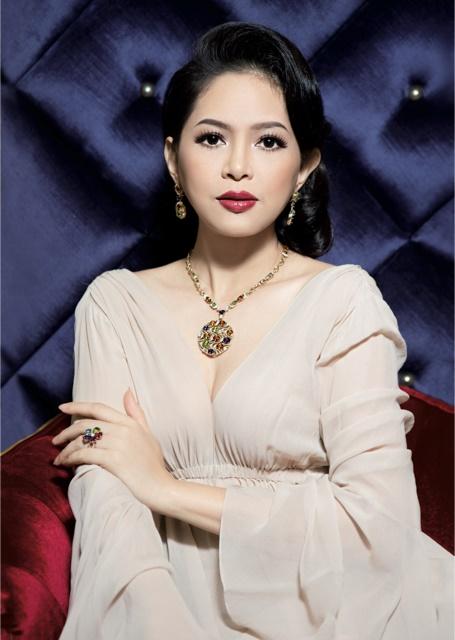 Đọ sắc những bà mẹ đại gia của hội rich kid: Bà trùm hàng hiệu Thủy Tiên sở hữu thần thái đỉnh cao, mẹ Phan Thành bí ẩn nhất Sài thành - Ảnh 21.