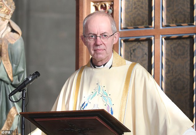 Tổng Giám mục chính thức lên tiếng về hôn lễ hợp pháp của nhà Sussex, chứng minh Meghan đã nói dối trong cuộc phỏng vấn bom tấn - Ảnh 1.