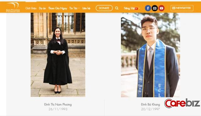 Thế hệ F1 tài năng của đế chế truyền thông sản xuất gameshow Rap Việt: Tốt nghiệp hạng ưu Oxford, tham dự dạ vũ danh giá nhất thế giới, sáng lập quỹ từ thiện xây cầu cho trẻ em vùng xa - Ảnh 4.