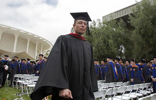 Elon Musk: Đại học cơ bản chỉ để cho vui chứ không phải để học  - Ảnh 2.