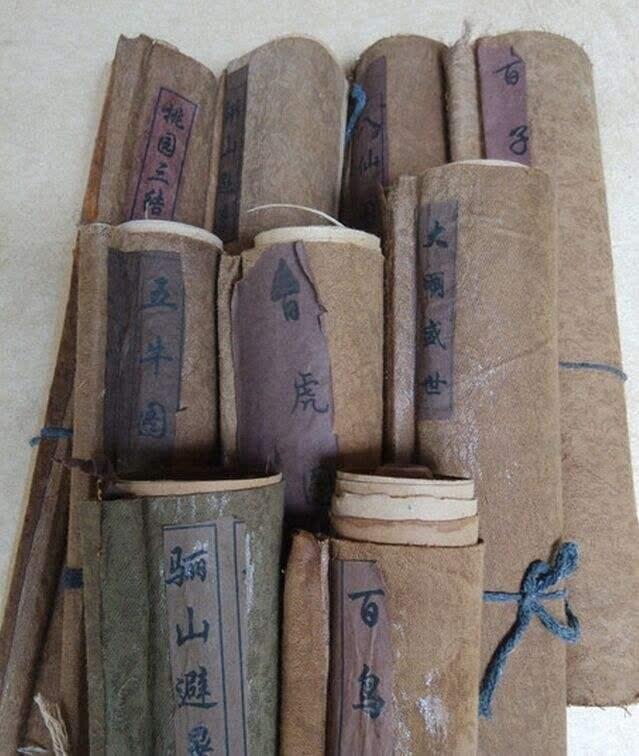 Nhà khảo cổ bỏ 1.800 NDT mua lại bó củi từ một cụ già: Đây là bảo vật quốc gia, giá trị không dưới 100 triệu NDT!  - Ảnh 3.