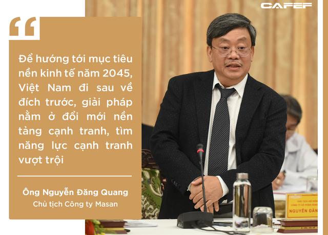 Đối thoại 2045: 25 năm để xuất hiện những tập đoàn khổng lồ của Việt Nam - Ảnh 2.