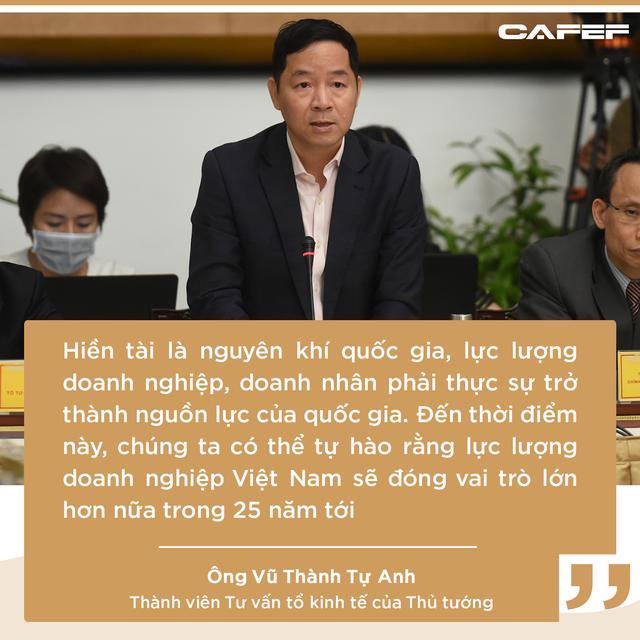 Đối thoại 2045: 25 năm để xuất hiện những tập đoàn khổng lồ của Việt Nam - Ảnh 13.