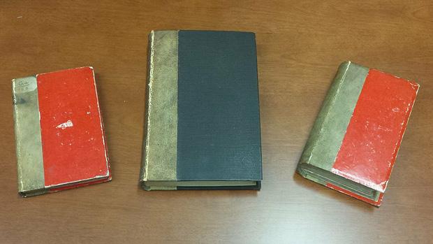 Góc khuất ngành y thế kỷ 20: Những cuốn sách nhìn rất bình thường, nhưng khi biết vật liệu làm ra nó thì ai nấy đều phải rùng mình - Ảnh 1.