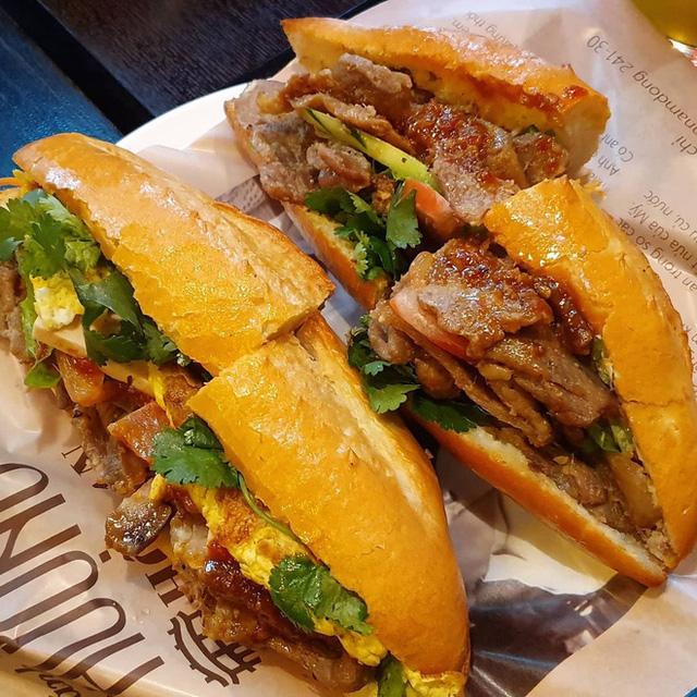 Quá tự hào với 5 tiệm bánh mì made in Vietnam ở nước ngoài: Đắt hàng như tôm tươi, bạn bè quốc tế check in rần rần  - Ảnh 6.