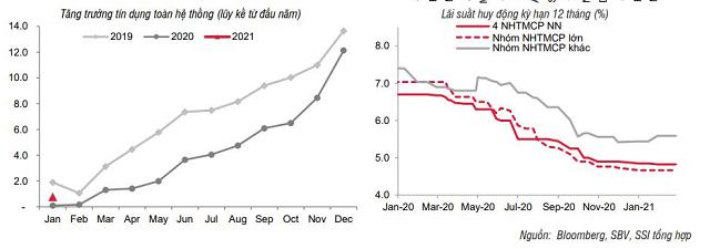 SSI Research: Lãi suất sẽ duy trì ở mức thấp - Ảnh 2.