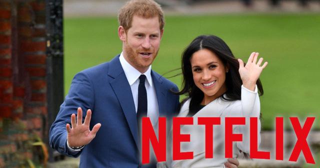 Vợ chồng Harry - Meghan ký deal hời với Netflix: Nhận 100 triệu USD để kể chuyện gia đình qua lăng kính trung thực  - Ảnh 1.