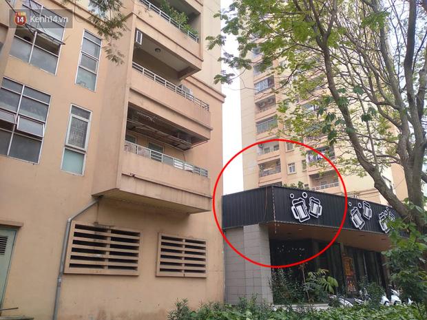 Hà Nội: Nữ sinh lớp 10 rơi từ tầng cao chung cư, nằm bất động trên mái tôn - Ảnh 2.