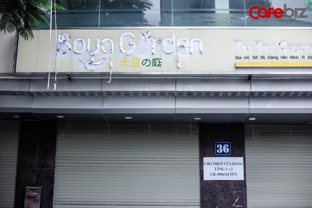 'Cuộc thanh lọc' của Covid-19: Tokyo Deli đóng gần một nửa cửa hàng tại Hà Nội, các chuỗi F&B của đại gia Golden Gate, Soya Garden cũng phải tiếp tục đóng bớt, sang nhượng cửa hàng  - Ảnh 6.