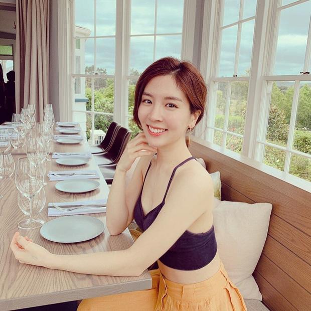 Thiên kim tập đoàn thực phẩm lớn nhất Hàn Quốc: Xinh như sao Kpop, không buồn thừa kế mà đi làm Youtuber, rủ luôn cả bố Chủ tịch quay Mukbang  - Ảnh 8.