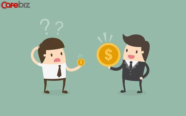 Kiếm được bao nhiêu tiền trong đời sớm đã là số mệnh rồi: 4 cấp độ kiếm tiền, giàu hay nghèo đều do bản thân bạn - Ảnh 1.