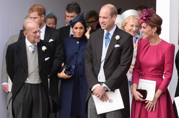 Cung điện Buckingham chính thức trả lời về nghi vấn Meghan Markle không về Anh chịu tang cố Hoàng thân Philip, mọi sự đã rõ ràng - Ảnh 2.