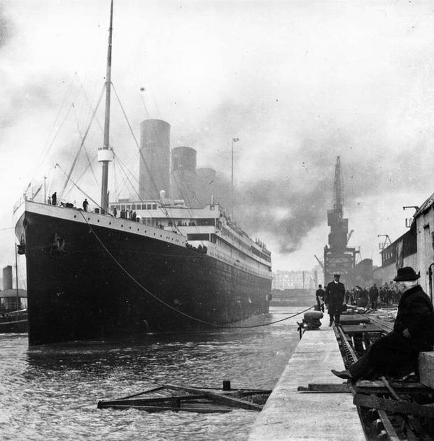 Những hình ảnh hiếm của con tàu huyền thoại Titanic ngoài đời thực: Có thực sự hào nhoáng và lộng lẫy như trong phim? - Ảnh 2.