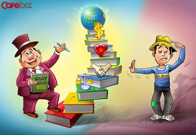 Kiếm được bao nhiêu tiền trong đời sớm đã là số mệnh rồi: 4 cấp độ kiếm tiền, giàu hay nghèo đều do bản thân bạn - Ảnh 2.