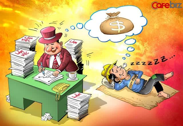 Kiếm được bao nhiêu tiền trong đời sớm đã là số mệnh rồi: 4 cấp độ kiếm tiền, giàu hay nghèo đều do bản thân bạn - Ảnh 3.