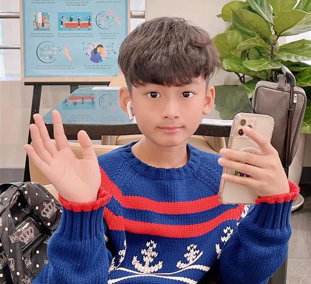 10 gương mặt Alpha Kid hot nhất hiện hay: Toàn con sao Việt giàu nứt đố đổ vách, được học những ngôi trường sang xịn nhất nước - Ảnh 2.