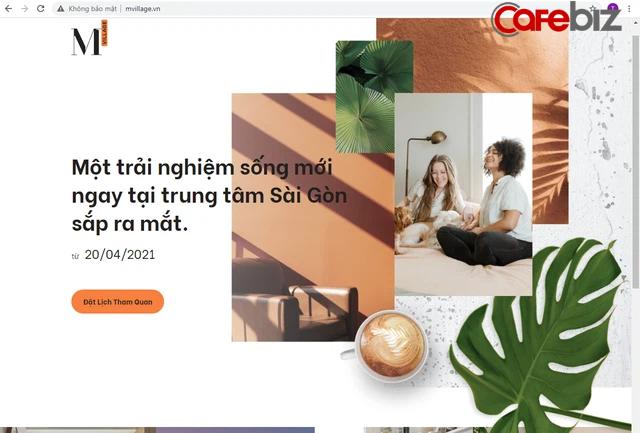 Rời The Coffee House, Nguyễn Hải Ninh tiếp tục startup dự án mới chuyên về căn hộ dịch vụ M Village - Ảnh 2.