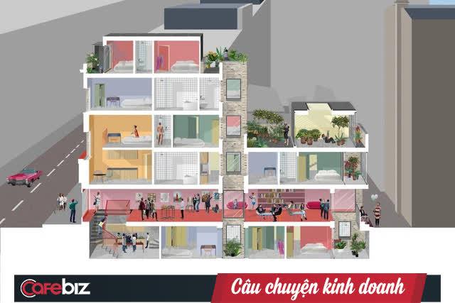 Hé lộ những hình ảnh đầu tiên về dự án khởi nghiệp co-living M Village mới nhất của Nguyễn Hải Ninh - Ảnh 1.