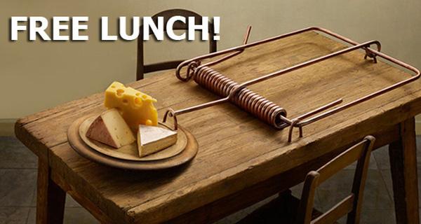 Chim chết vì ăn, người chết vì tiền: Sống trên đời không có bữa trưa nào miễn phí, lợi ích vô cớ thường là cái bẫy nguy hiểm nhất - Ảnh 1.