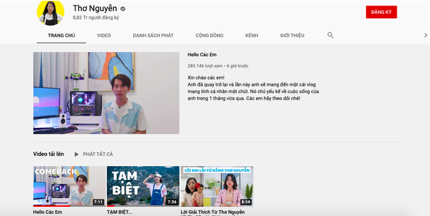 Kênh Thơ Nguyễn trở lại sau 1 tháng vướng lùm xùm ôm búp bê xin vía học giỏi: Cho biết cố gắng đạt nút kim cương, nữ YouTuber vẫn mất tích - Ảnh 2.