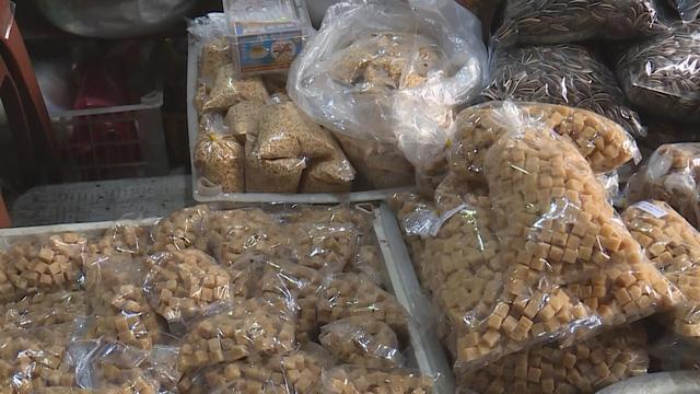 Bán cả tạ bột bánh trôi, bánh chay trong ngày Tết Hàn thực - Ảnh 1.