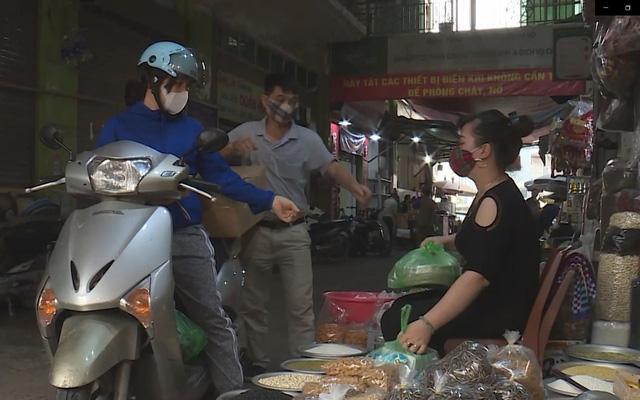 Bán cả tạ bột bánh trôi, bánh chay trong ngày Tết Hàn thực - Ảnh 2.