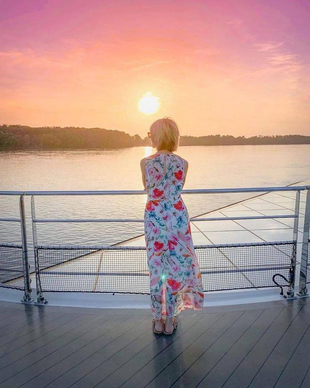 Cụ bà 68 tuổi ly hôn rồi đi du lịch vòng quanh thế giới: Cuộc sống không giới hạn bản thân quả thực rất tuyệt - Ảnh 4.
