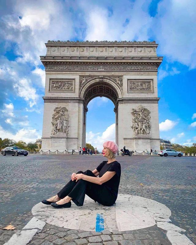 Cụ bà 68 tuổi ly hôn rồi đi du lịch vòng quanh thế giới: Cuộc sống không giới hạn bản thân quả thực rất tuyệt - Ảnh 10.