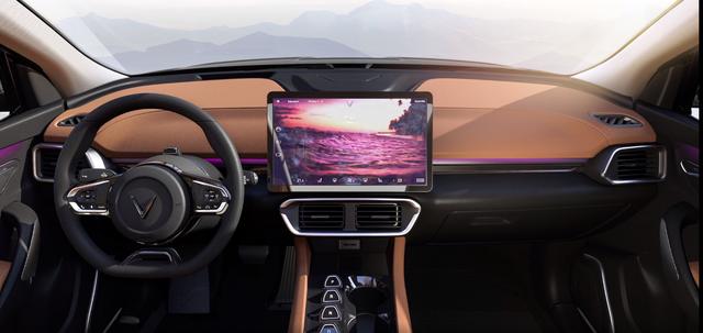 Rò rỉ clip tiết lộ nhiều tính năng mới lạ trên VinFast VF e35: Điều khiển xe từ xa, ra lệnh giọng nói và tự lái - Ảnh 10.