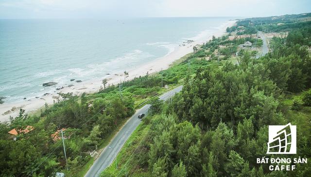 Cung đường resort triệu USD Hồ Tràm - Bình Châu và cuộc đổ bộ của hàng loạt ông lớn địa ốc - Ảnh 1.