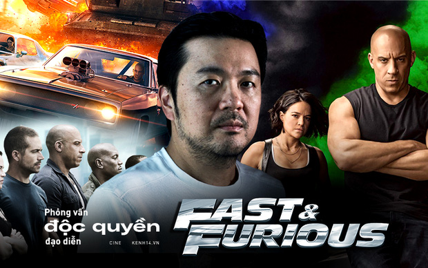 Phỏng vấn ĐỘC QUYỀN đạo diễn Fast & Furious 9: Rất muốn làm bộ phim này ở Việt Nam nhưng gặp một bài toán khó giải! - Ảnh 1.